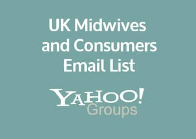 Independent Midwives in the UK