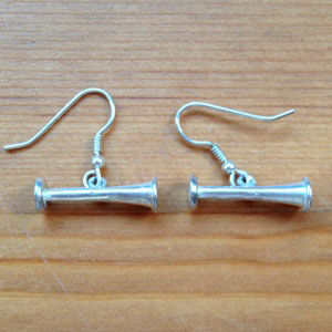 Silver Pinard Earrings