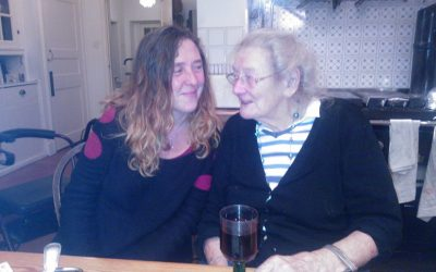 Mary Cronk ill in hospital – please send cards and love
