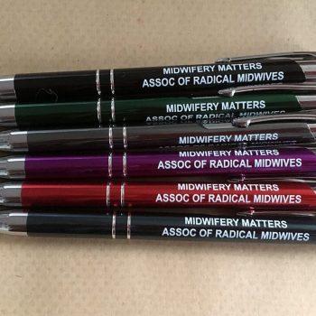 midwifery matters stylus pen