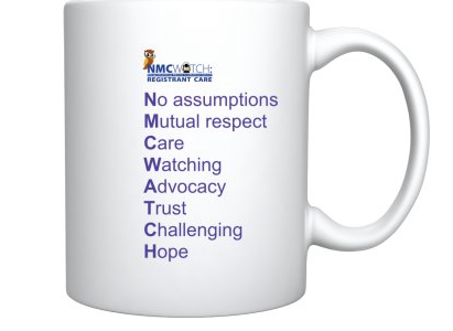 NMCWatch mug