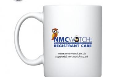 NMC Watch Mug