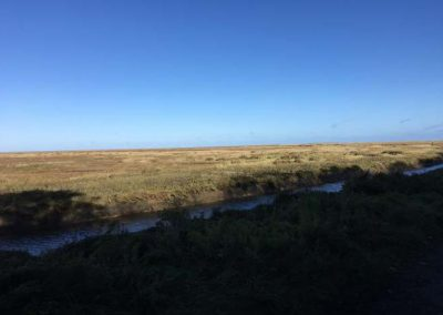 A Walk of Two Midwives: a circular walk in North Norfolk