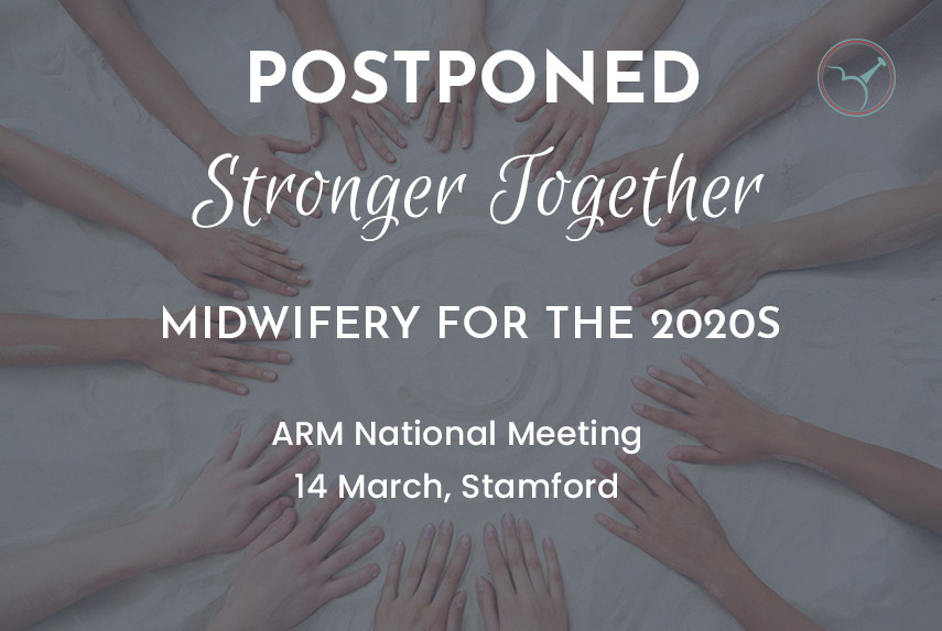 POSTPONED – Spring National Meeting 14th March 2020