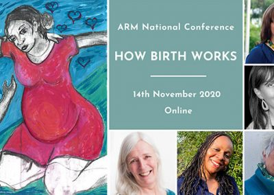 How Birth Works ARM conference 2020 Videos