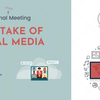 ARM meeting stake of social media