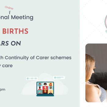 Better Births ARM National Meeting